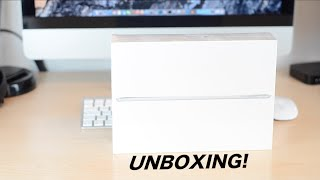 Unboxing iPad Air 2 Silver!