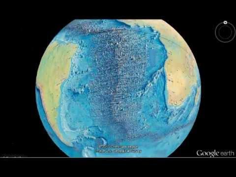 First Ocean Floor Maps