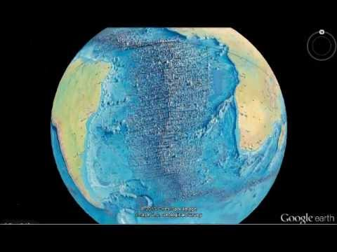First Ocean Floor Maps - YouTube