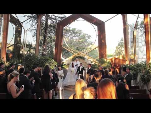 Wayfarers Chapel Wedding Video   Jaclyn + Carlos