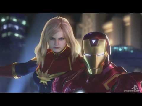 Marvel vs Capcom Infinite - Playstation Experience 2016 Trailer