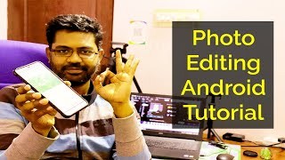 Photo Editing Android Tutorial | Android Phone Tips and Tricks  | Without app Installation