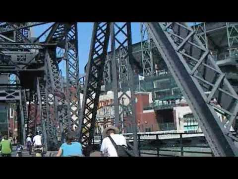 San Francisco bike ride Car Free Day 2008 to Golden Gate Bridge
