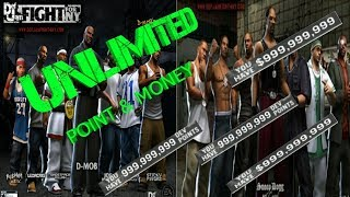 Cheat Def Jam Fight For Ny PPSSPP [ UNLIMITED POINT & MONEY]
