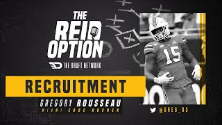 Gregory Rousseau on Why Recruits are Attracted to Miami