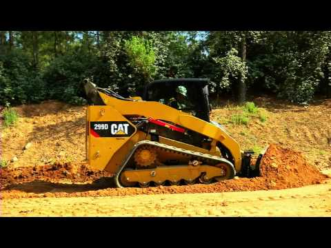 Cat D Series Skid Steer Loaders And Compact Track Loaders
