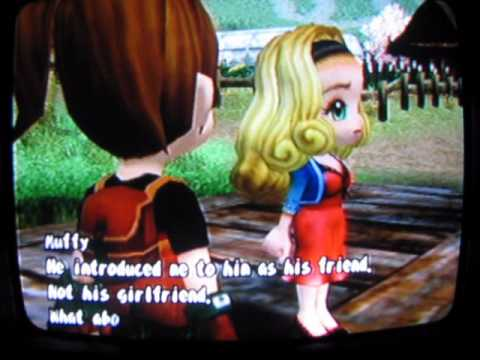 Harvest moon a wonderful life muffy