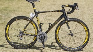 Lance Armstrong Bike Set Up To Avoid Back Pain