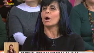 Gretchen no programa VOCÊ NA TV (Portugal - 2012)