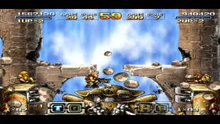 Metal Slug XX 2-co Play One Coin Clear(Marco&Tarma)