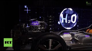 Japan: Toyota unveils first hydrogen-powered car