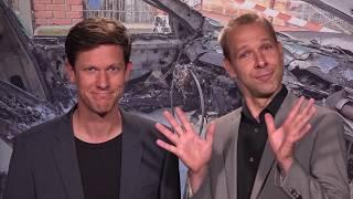 Nacken & Thun – Elektroauto geht in Flammen auf!