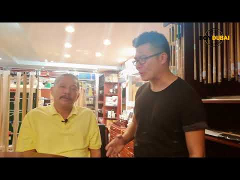 Sit-down interview: Efren Bata Reyes gives shares his story and gives advice to young guns