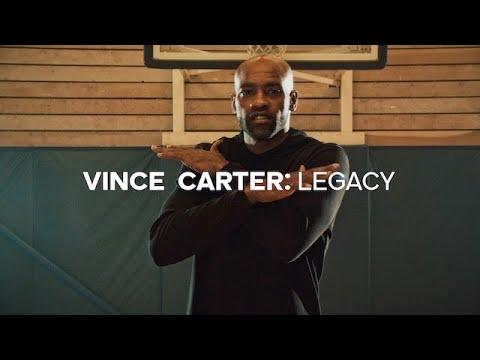 Vince Carter: Legacy Trailer   Crackle Documentary