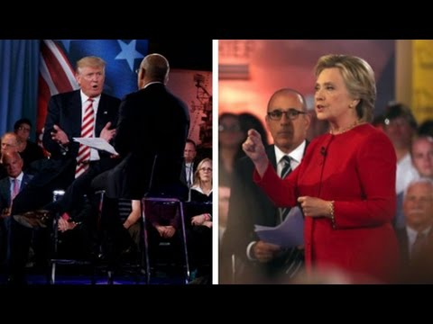 Trump Vs Clinton Commander-In-Chief Forum: A Missed Opportunity