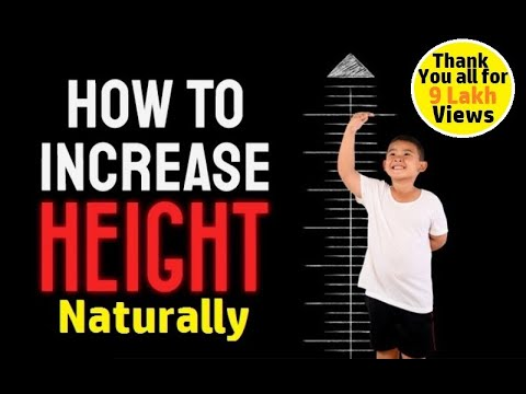 How To Grow Taller With Simple Ways