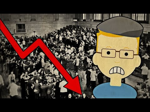 The Great Depression - 5 Minute History Lesson