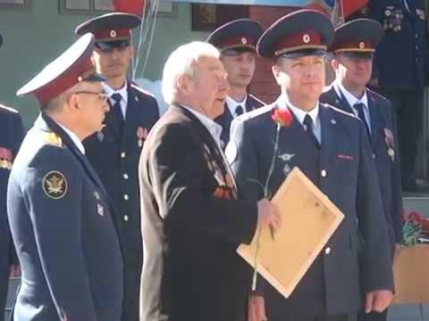 ИК-5 Апшеронского района исполнилось 70 Лет. 10.10.2014
