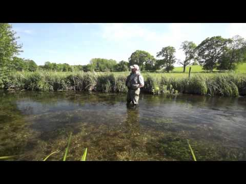 Fly Fishing a Chalkstream at Mayfly Time - Hints & Tips