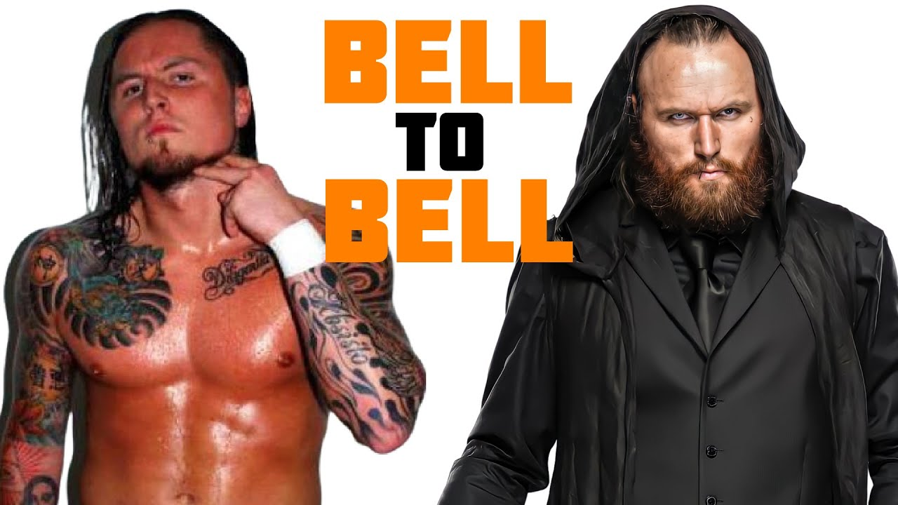 Aleister Black's First and Last Matches in WWE - Bell to Bell