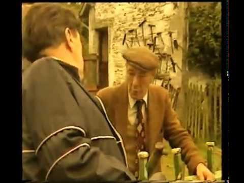 "Frank Hall interview""Making An Irish Shillelagh""  Hurricane ""CHARLIE"" 1986"