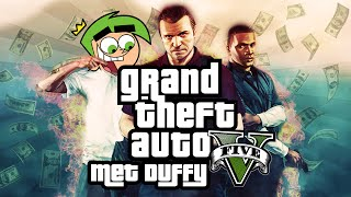 Grand Theft Auto 5 60FPS #21 Buiten Sex! [18+?]