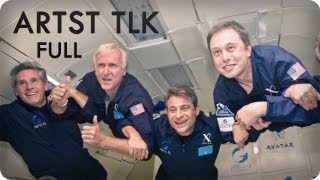 Peter Diamandis and Pharrell Williams Look To The Stars | ARTST TLK™ Ep. 8 Full | Reserve Channel