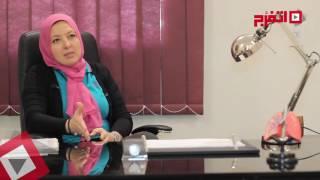 اتفرج بالفيديو| تأثير نقص الكالسيوم عند الأم والطفل