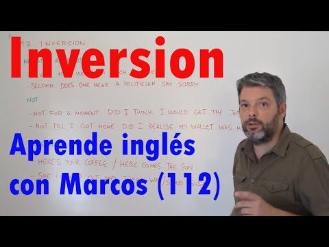 Present perfect simple & continuous. Aprende inglés con Marcos (79) from YouTube · Duration:  7 minutes 41 seconds