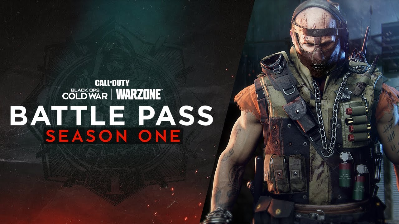 Call of Duty®: Black Ops Cold War and Warzone™ - Season One Battle Pass Trailer