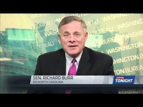 News 14: Capital Tonight Interview Senator Richard Burr