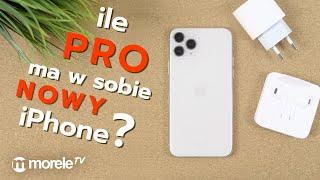 Ile PRO ma w sobie nowy iPhone?   Recenzja iPhone 11 PRO