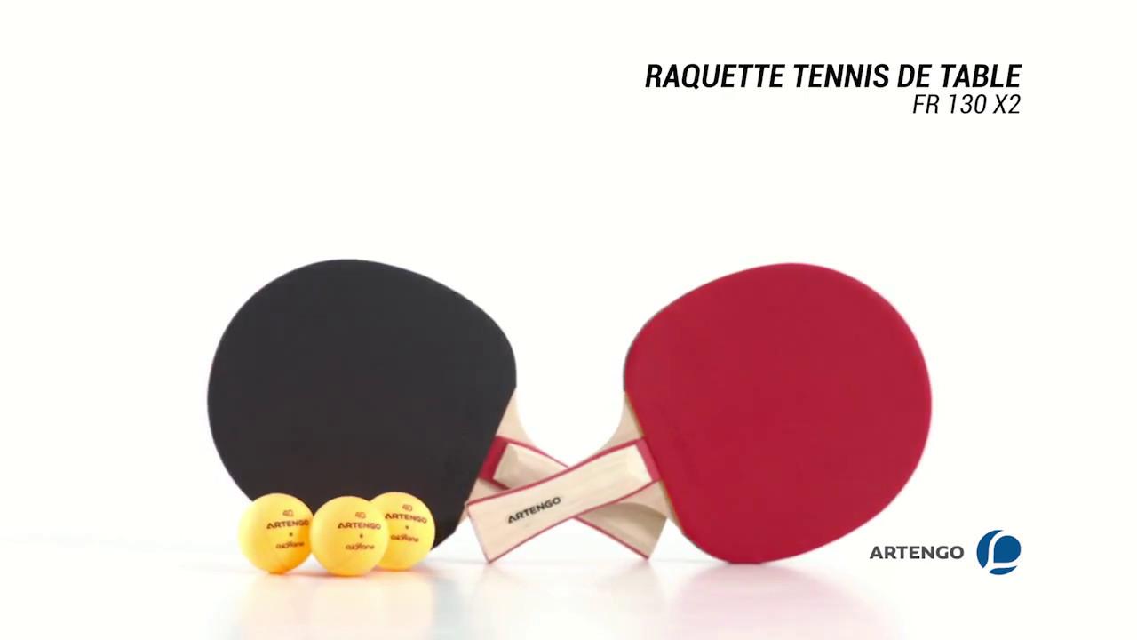 bcb741363 Raquete de tênis de mesa FR 730 Artengo - Exclusividade Decathlon ...