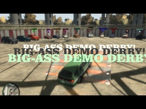 GTA IV - PC - NGG Event - DD/BUSTED! x2/King of the Barge
