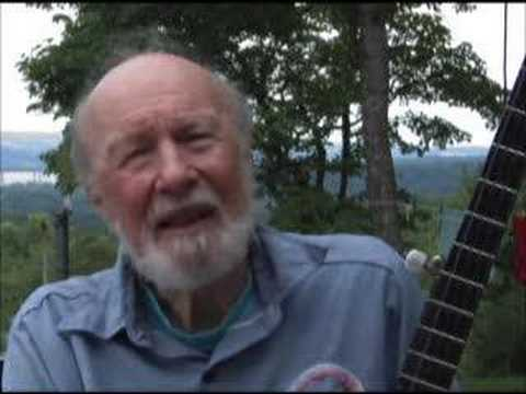 Pete Seeger on Highlander