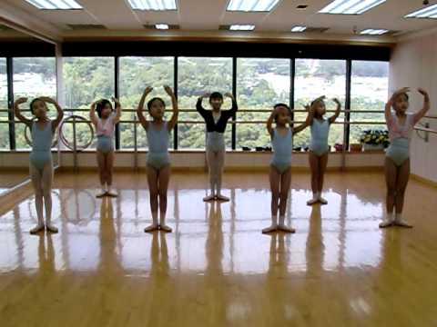 Ballet-RAD Grade 2- Port De Bras