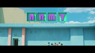 Download lagu BTS (방탄소년단) '작은 것들을 위한 시 (Boy With Luv) (feat. Halsey)' Official MV ('ARMY With Luv' ver.)
