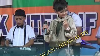 Jihan Audy - Wegah kelangan live SMK Intensif Baitus Salam kampungbaru