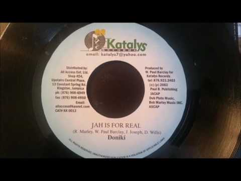 Doniki - Jah Is For Real - Katayls 7