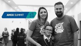 Amco Summit, ¡juntos llegamos a la cima!