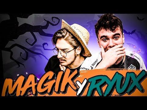 RYUX y MAGIK - Especial HALLOWEEN Fortnite