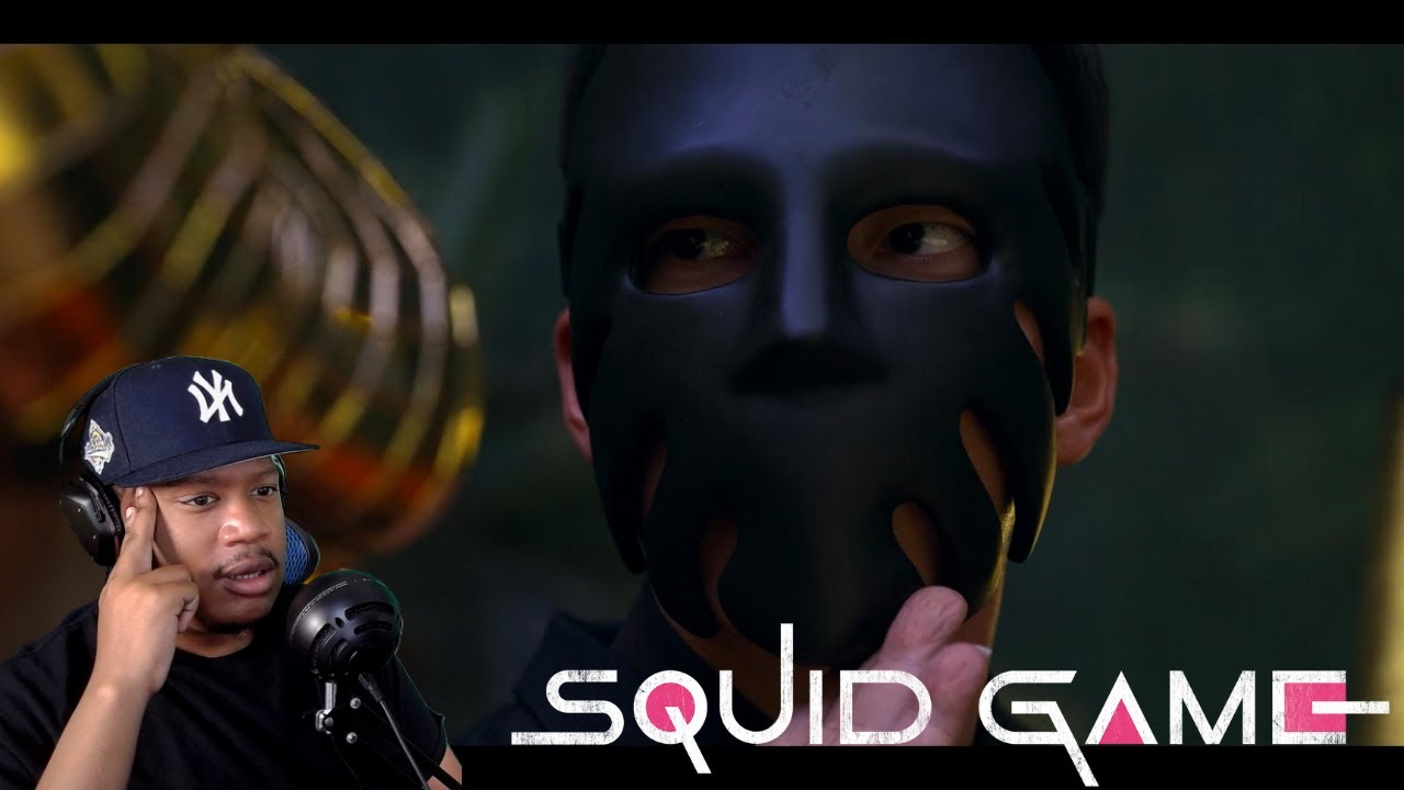 """Download Squid Game (오징어 게임) Season 1 Ep. 7 """"VIPS"""" Reaction and Review"""