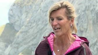 Evelyne Binsack: Höhenflüge und Abstürze - FENSTER ZUM SONNTAG-Talk