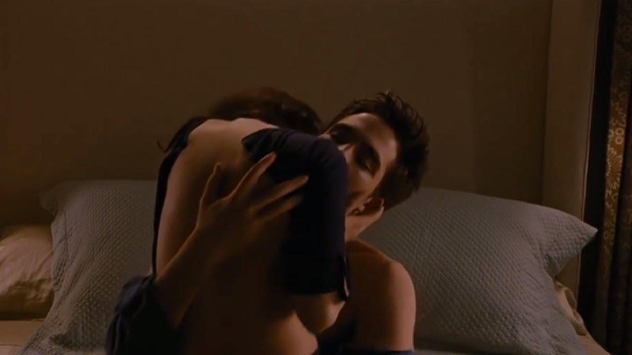 Hot sex scene in bedroom