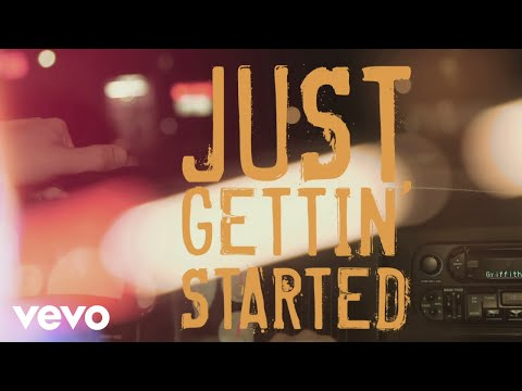 Jason Aldean - Just Gettin' Started (Lyric Video)