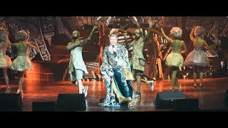 Николай Басков с шоу «Игра» в Crocus City Hall. 22.03.2018 г.