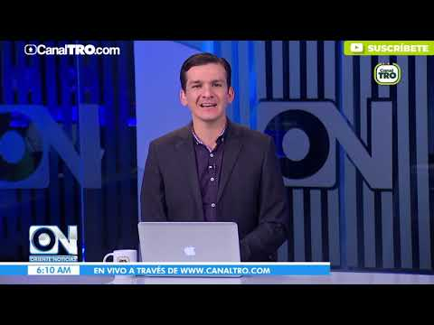 Oriente Noticias primera emisión 13 de Noviembre