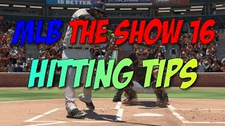 MLB The Show 16 Hitting Tips/Tricks/Tutorial - How to Practice
