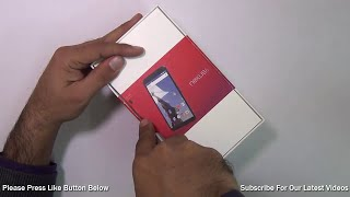 Google Nexus 6 India Retail Unit Unboxing And Size Comparison With Note 4 And 2014 Moto X