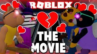 PIGGY - THE MOVIE: ZIZZY AND PONY vs MIMI AND GIRAFFY (Roblox Piggy)